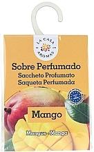"""Parfüm, Parfüméria, kozmetikum IAroma tasak """"Mangó"""" - La Casa de Los Aromas Mango Closet Sachet"""