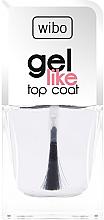 Parfüm, Parfüméria, kozmetikum Fedő gél lakk - Wibo Gel Like Top Coat