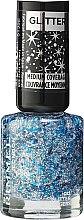 Parfüm, Parfüméria, kozmetikum Körömlakk - Rimmel Glitter Medium Coverage