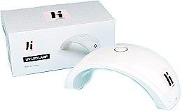 Parfüm, Parfüméria, kozmetikum Manikűr lámpa - Hi Hybrid UV Led Lamp 10W