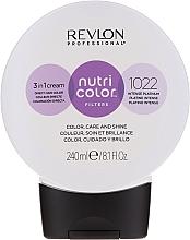 Parfüm, Parfüméria, kozmetikum Tonizáló krém-balzsam, 240 ml - Revlon Professional Nutri Color Filters