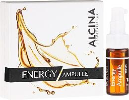 """Parfüm, Parfüméria, kozmetikum Ampulla arcra """"Energikus ápolás fáradt bőrre"""" - Alcina Energy Ampulle"""