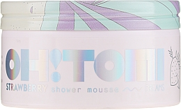 """Parfüm, Parfüméria, kozmetikum Tusoló mousse """"Eper"""" - Oh!Tomi Dreams Strawberry Shower Mousse"""