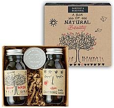 Parfüm, Parfüméria, kozmetikum Szett - Bath House A Box Of Natural Beauty (b/wash/60ml + b/lot/60ml + lip/balm/15g)