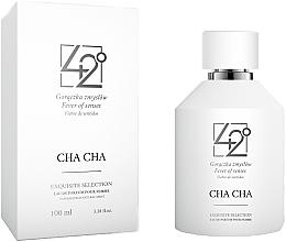 Parfüm, Parfüméria, kozmetikum 42° by Beauty More Cha Cha - Eau De Parfum