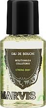 Parfüm, Parfüméria, kozmetikum Szájöblítő - Marvis Concentrate Strong Mint Mouthwash (mini)