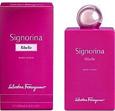 Parfüm, Parfüméria, kozmetikum Salvatore Ferragamo Signorina Ribelle - Testápoló