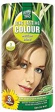 Parfüm, Parfüméria, kozmetikum Hajfesték - Henna Plus Long Lasting Colour