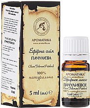 """Parfüm, Parfüméria, kozmetikum Illóolaj """"Pacsuli"""" - Aromatika"""