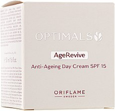 Parfüm, Parfüméria, kozmetikum Anti-age nappali krém SPF 15 - Oriflame Optimals Age Revive