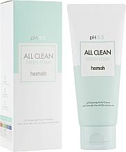 Parfüm, Parfüméria, kozmetikum Arctisztító hab - Heimish All Clean Green Foam pH 5.5