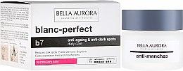 Parfüm, Parfüméria, kozmetikum Pigmentfoltok elleni krém száraz bőrre - Bella Aurora B7 Dry Skin Daily Anti-Ageing Anti-Dark Spot Care
