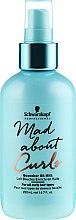 Parfüm, Parfüméria, kozmetikum Aktiváló tej - Schwarzkopf Professional Mad About Curls Quencher Oil Milk