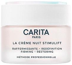 """Parfüm, Parfüméria, kozmetikum Éjszakai arckrém """"Lifting"""" - Carita La Creme Nuit Stimulift"""