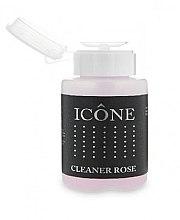 Parfüm, Parfüméria, kozmetikum Körömzsírtalanító folyadék - Icone Cleaner Rose