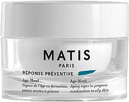Parfüm, Parfüméria, kozmetikum Anti-age krém kombinált és zsíros bőrre - Matis Reponse Preventive Age-Mood
