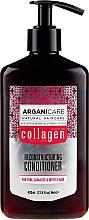 Parfüm, Parfüméria, kozmetikum Hajkondicionáló kollagénnel - Arganicare Collagen Reconstructuring Conditioner