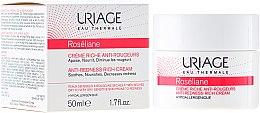 Parfüm, Parfüméria, kozmetikum Telített, bőrpír elleni krém - Uriage Roseliane Anti-Redness Rich Cream