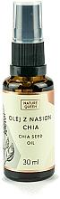 Parfüm, Parfüméria, kozmetikum Chia magolaj - Nature Queen Chia Seed Oil