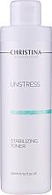 Parfüm, Parfüméria, kozmetikum Kiegyensúlyozó, helyreállító tonik - Christina Unstress Stabilizing Toner