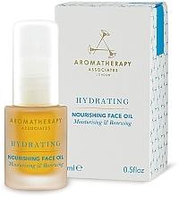 Parfüm, Parfüméria, kozmetikum Hidratáló tápláló arcolaj - Aromatherapy Associates Hydrating Nourishing Face Oil