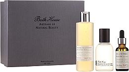 Parfüm, Parfüméria, kozmetikum Bath House Spanish Fig and Nutmeg - Szett (edc/100ml + sh/gel/260ml + oil/30ml)