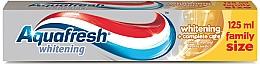 """Parfüm, Parfüméria, kozmetikum Fogkrém """"Komplex védelem és fehérítés"""" - Aquafresh Whitening & Complete Care"""