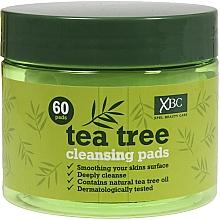 Parfüm, Parfüméria, kozmetikum Tisztító korong - Xpel Marketing Ltd Tea Tree Cleansing Pads