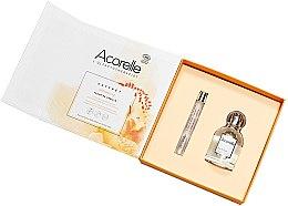 Parfüm, Parfüméria, kozmetikum Acorelle Fleur de Vainilla - Szett (edp/50ml + parfum/roll-on/10ml)