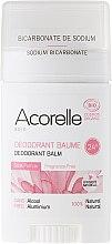 Parfüm, Parfüméria, kozmetikum Illatmentes balzsam dezodor - Acorelle Deodorant Balm