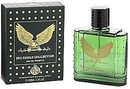 Parfüm, Parfüméria, kozmetikum Real Time Big Eagle Collection Green - Eau De Toilette