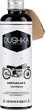 Parfüm, Parfüméria, kozmetikum Férfi sampon «Gentleman's shampoo» - Dushka