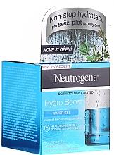 Parfüm, Parfüméria, kozmetikum Gél normál vagy kombinált bőrre - Neutrogena Hydro Boost Water Gel For Normal & Combination Skin