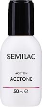 Parfüm, Parfüméria, kozmetikum Kozmetikai aceton - Semilac Acetone