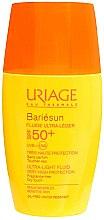 Parfüm, Parfüméria, kozmetikum Napvédő fluid arcra - Uriage Bariesun Ultra-Light Fluid SPF50+