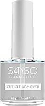 Parfüm, Parfüméria, kozmetikum Kutikula eltávolító - Sanso Cosmetics Cuticle Remover
