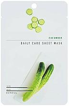 Parfüm, Parfüméria, kozmetikum Hidratáló szövetarcmaszk uborka kivonattal - Eunyul Daily Care Mask Sheet Cucumber