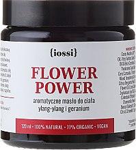 Parfüm, Parfüméria, kozmetikum Hidratáló testápoló kókuszolajjal - Iossi Regenerating Body Butter
