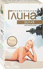 Parfüm, Parfüméria, kozmetikum Fehér testápoló agyag - MedikoMed