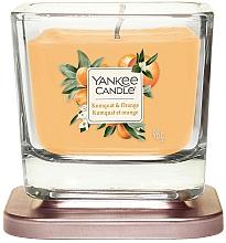 Parfüm, Parfüméria, kozmetikum Illatosított gyertya - Yankee Candle Elevation Kumquat & Orange