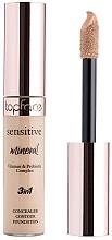 Parfüm, Parfüméria, kozmetikum Korrektor arcra - TopFace Sensitive Mineral 3 in 1 Concealer