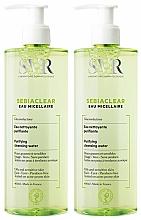 Parfüm, Parfüméria, kozmetikum Szett - SVR Sebiaclear (micel/2x400ml)