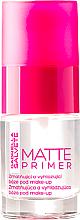 Parfüm, Parfüméria, kozmetikum Mattító sminkbázis - Gabriella Salvete Matte Primer