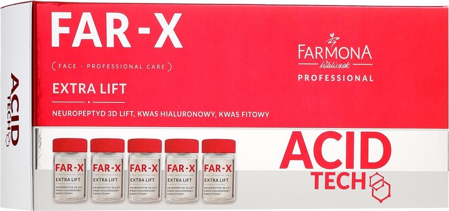Feszesítő arcszérum - Farmona Professional Acid Tech Far-X Extra Lift Proffesional Care