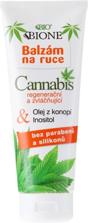 Kézápoló balzsam - Bione Cosmetics Cannabis Hand Balm