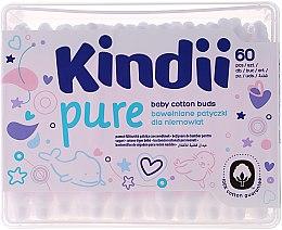 Parfüm, Parfüméria, kozmetikum Baba fültisztító pálcika - Cleanic Kids Care Cotton Buds