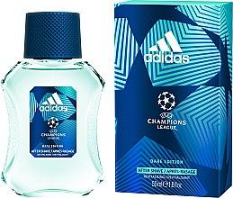 Parfüm, Parfüméria, kozmetikum Adidas UEFA Champions League Dare Edition - Borotválkozás utáni lotion