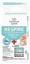 Parfüm, Parfüméria, kozmetikum Alap és fedő lakk 2 in 1 - Constance Carroll Nail Care Respire Oxygen Technology