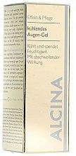 Parfüm, Parfüméria, kozmetikum Öregedésgátló hűsítő szemgél - Alcina E Eye Gel