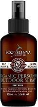Parfüm, Parfüméria, kozmetikum Spray testre - Eco by Sonya Citronella Personal Outdoor Spray